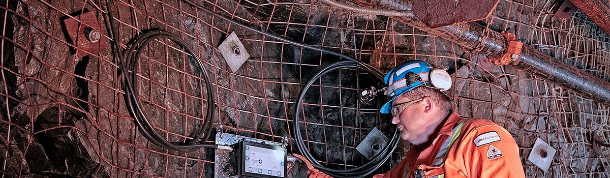 MacLean Engineering and Maestro Digital Mine bring underground connectivity to the MacLean Research and Demonstration Facility