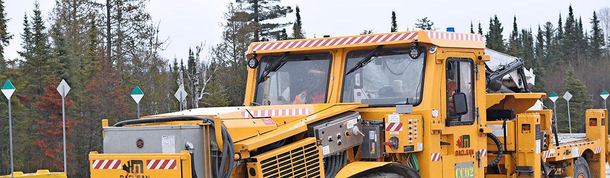 MacLean brings 'EV proven/EV ready' message to Québec Mines + Énergie